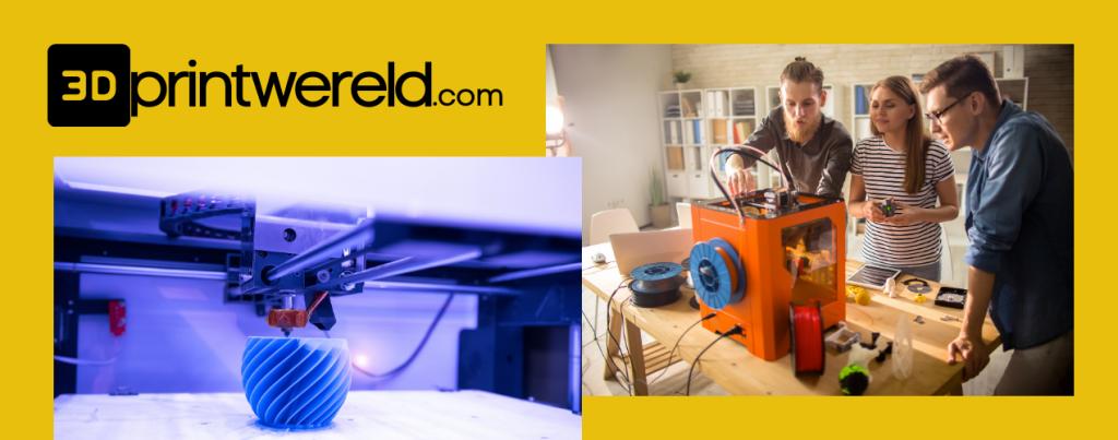 3Dprintwereld