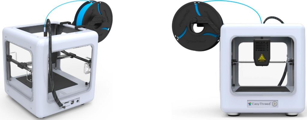goedkoopste 3D printer E3D NANO
